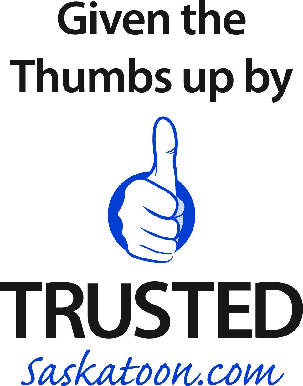 TrustedSaskatoon.com logo